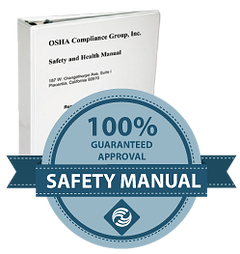 osha saftey manual osha safety compliance rh oshacompliancegroup com OSHA Safety Blood Bank OSHA Safety Manual PDF
